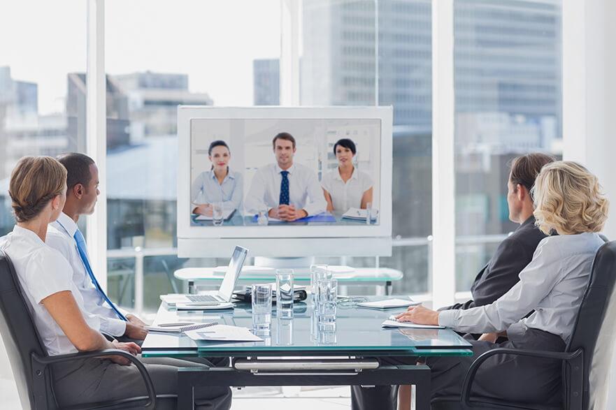 Английский для Встреч и Видео-конференций