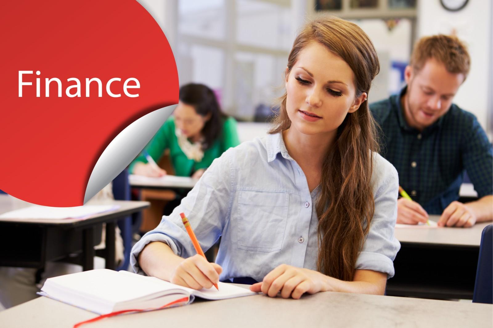 Фінансова англійська – Основний курс, online