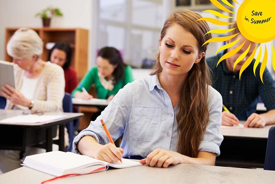 Финансовый английский – Основной курс, летняя программа