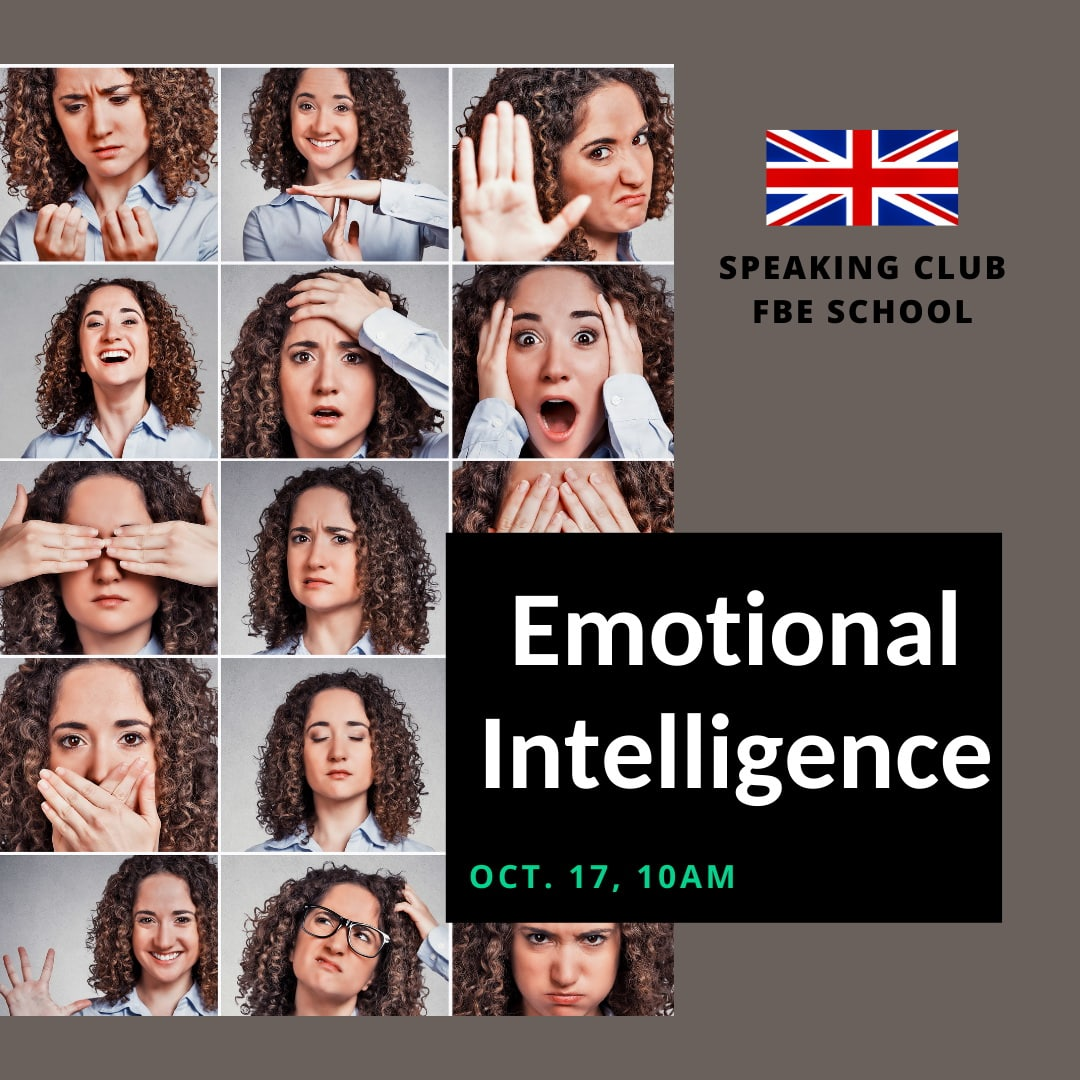 Speaking Club: Emotional Intelligence