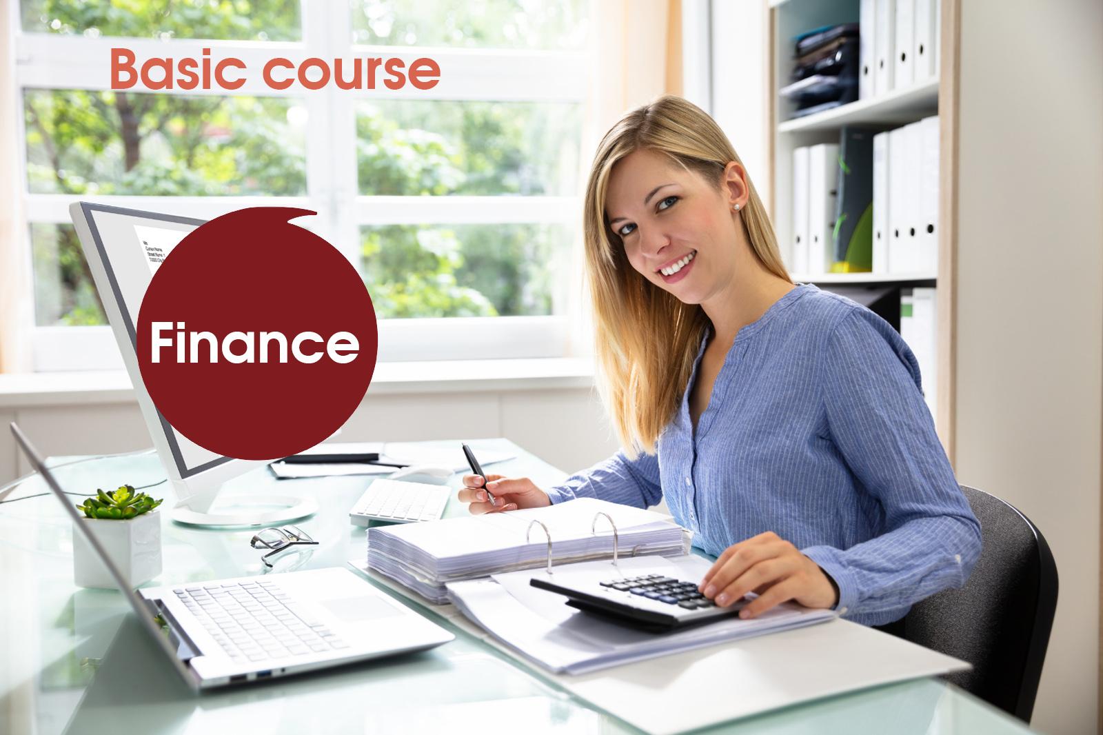 Фінансова англійська – Основний курс
