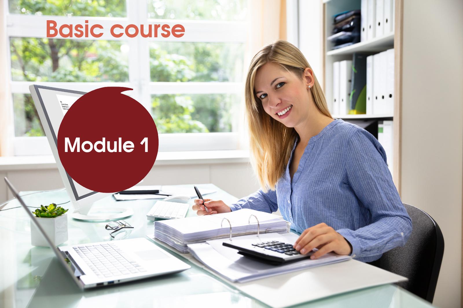 Фінансова англійська – Основний курс Модуль 1