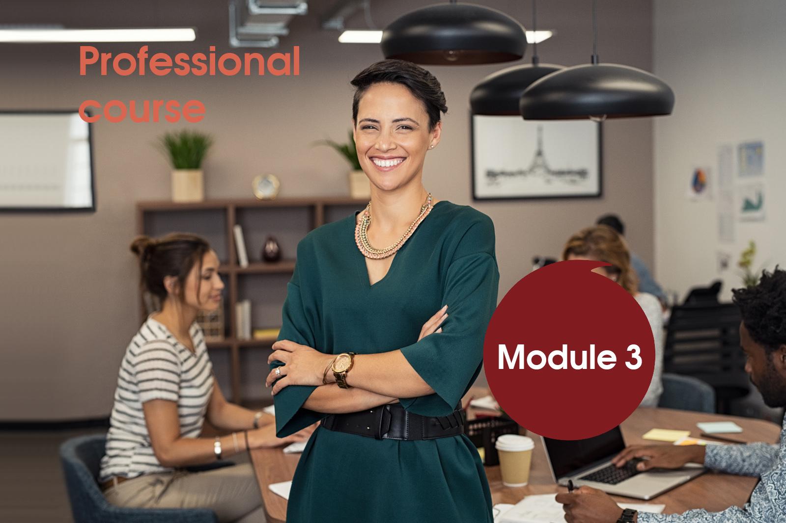 Фінансова англійська – Професійний курс Модуль 3